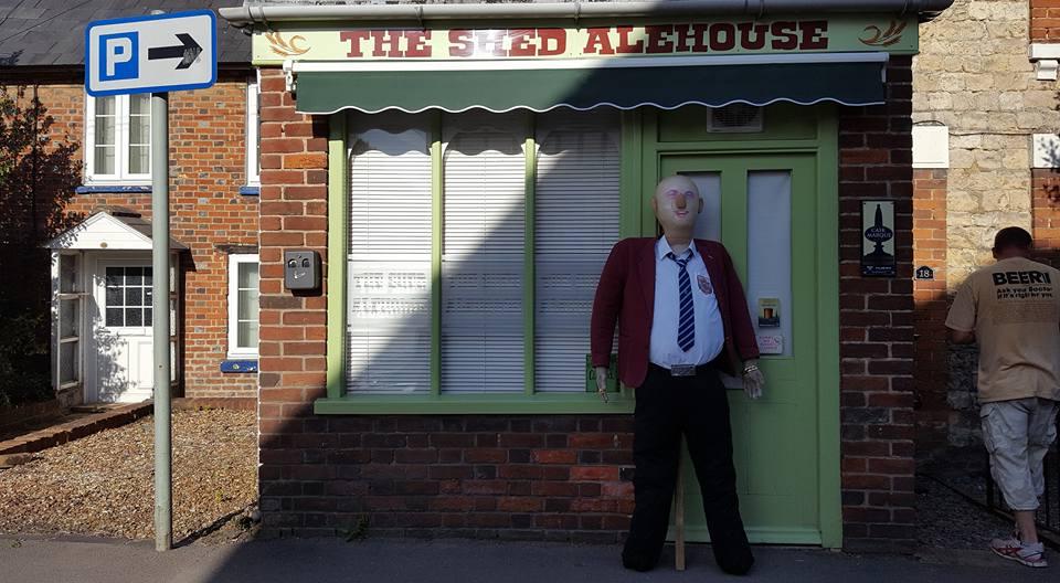 Al & his pub