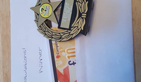 Winning Team Prize