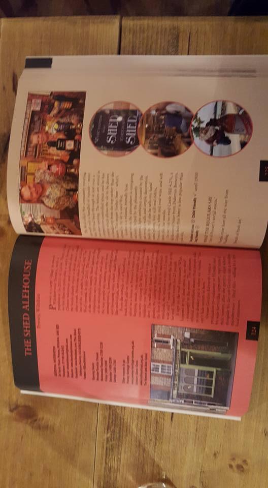 Us in print !!