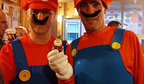 Mario's & Gnomad