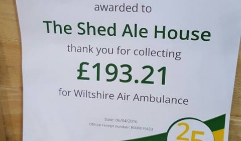 Wiltshire Air Ambulance 2015/2016