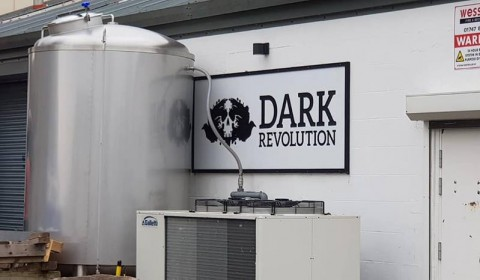 Dark Revolution Brewery - Old Sarum, Salisbury