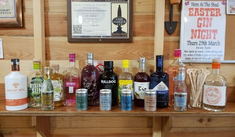 Easter Gins