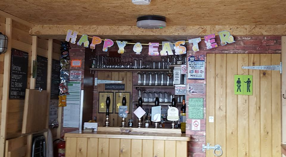 Easter bar