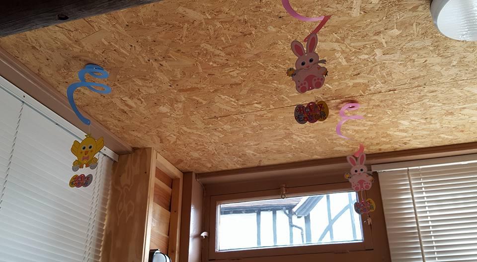 Easter Swirls