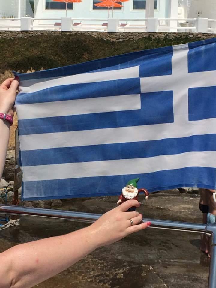 Its all greek to me - Mykkonos