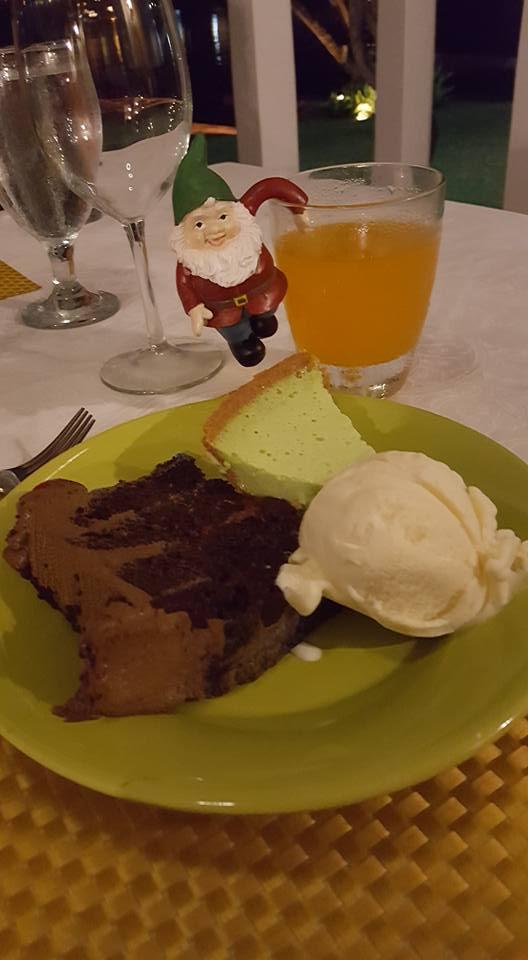 Ohhhhh pudding