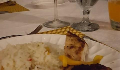 Yummy Dinner Jamaican Style