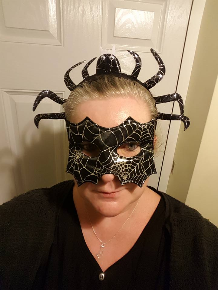 Spider Mrs Shed