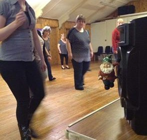 Line Dancing Pewsey