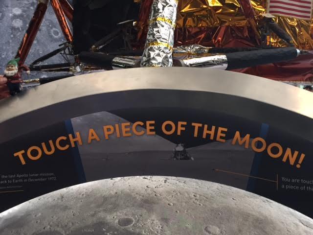 Moon, USA