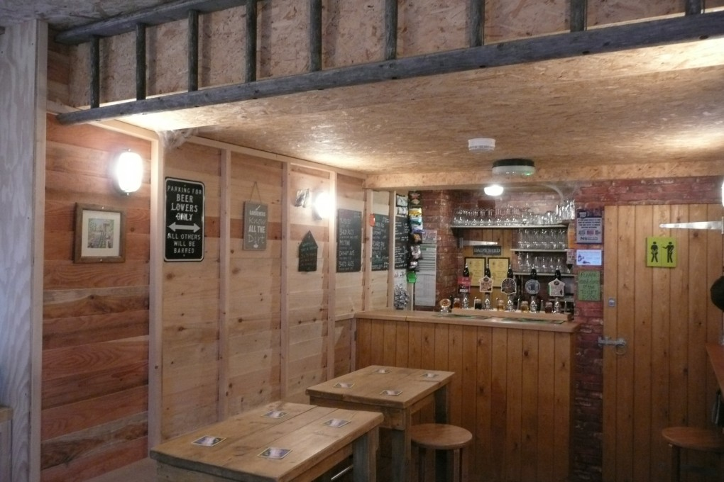The Shed Interior