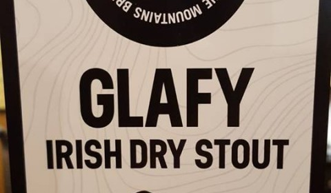 Very chuffed to get this delicious stout from Northern Ireland