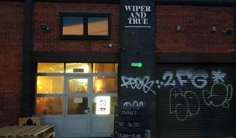 4th Stop - Wiper & True