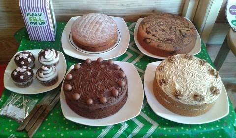 Mmmmm cakes